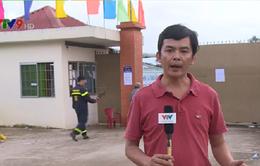 Hàng nghìn học viên đập phá cơ sở cai nghiện tại Đồng Nai
