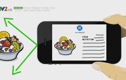 NutriRay3D - Phụ kiện điện thoại đo hàm lượng calo