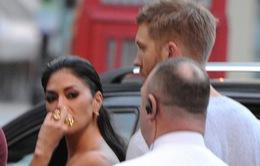 Calvin Harris không hẹn hò với Nicole Scherzinger