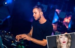 Calvin Harris tổn thương nặng từ mối quan hệ với Taylor Swift