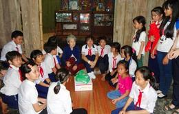 Nhiều chương trình thiết thực giúp đỡ trẻ em có hoàn cảnh đặc biệt khó khăn