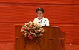Hội nghị Hòa bình liên bang Myanmar nhất trí khởi động đối thoại chính trị