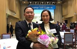 Người phụ nữ gốc Việt được lựa chọn trở thành Thị trưởng danh dự của Seoul