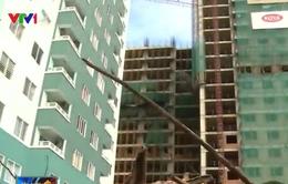Dân ở Cao Ốc Xanh có nguy cơ trắng tay vì dự án bị chủ đầu tư cầm cố ngân hàng