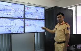 58 camera giám sát vi phạm giao thông cao tốc Nội Bài - Lào Cai