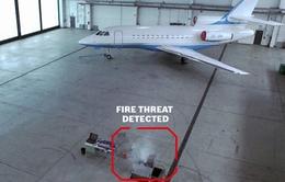 Ra mắt giải pháp báo cháy bằng video