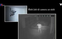Nhanh chóng phát hiện đối tượng trộm cắp nhờ camera