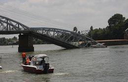 Ủy ban ATGT Quốc gia ra công điện khẩn về vụ sập cầu Ghềnh