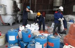 TP.HCM: Tiêu hủy 17 tấn hương liệu hết hạn sử dụng