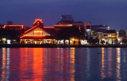 Ngắm cảnh đẹp hiện đại và mộng mơ của miền sông nước Cần Thơ