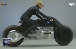 Khám phá Motorrad Vision Next 100 - Motor tự cân bằng