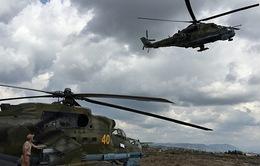 Căn cứ không quân của Nga tại Syria bị tấn công