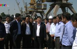 Phó Thủ tướng Trịnh Đình Dũng: Cần hướng tới xây dựng Ban Quản lý cảng