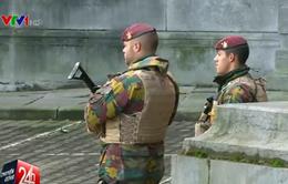 Bỉ hạ cảnh báo an ninh tại Thủ đô Brussels