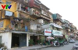 Chỉ 1% chung cư cũ ở Hà Nội được cải tạo, xây lại