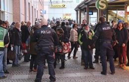 Đức chặn đứng âm mưu tấn công trung tâm thương mại