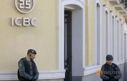 Cảnh sát Tây Ban Nha điều tra Ngân hàng Công thương Trung Quốc