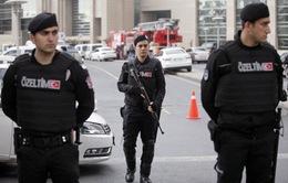 Thổ Nhĩ Kỳ ngăn chặn âm mưu tấn công khủng bố