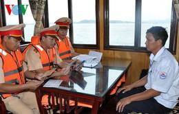 TP.HCM tăng cường kiểm tra giao thông thủy dịp cuối năm