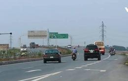 Cục CSGT đảm nhiệm tuyến cao tốc Hà Nội - Bắc Giang