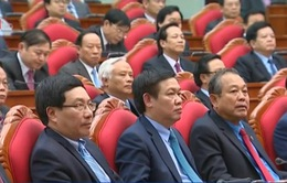 Thông cáo báo chí bế mạc Hội nghị Trung ương 2