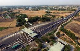 Cao tốc TP. HCM - Trung Lương sắp có trạm dừng nghỉ đầu tiên