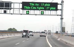 Phạt nguội trên cao tốc TP.HCM - Trung Lương