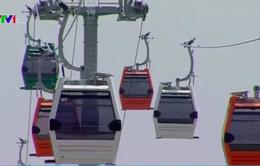 Mexico chính thức khai thác hệ thống cáp treo đầu tiên