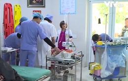 Hạn chế nguy cơ tử vong do TNGT nhờ cấp cứu ngoại viện