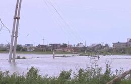 TĐ Điện lực: Ưu tiên cấp điện cho hệ thống công trình thủy lợi sau bão