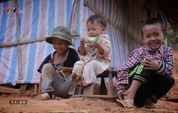 Cặp lá yêu thương viết tiếp ước mơ đến trường cho trẻ em nghèo tỉnh Điện Biên