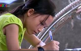 Cặp lá yêu thương viết tiếp ước mơ tới trường cho trẻ em nghèo Cần Thơ