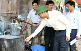 170 trạm cấp nước sạch nông thôn Hậu Giang xuống cấp