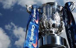 Ngoại hạng Anh tạm nghỉ, nóng bỏng bán kết Capital One Cup