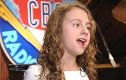 Capri Everitt - Cô bé có giọng hát kết nối trái tim