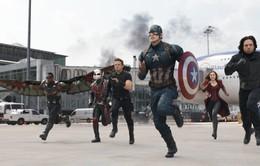 Captain America: Civil War dẫn đầu danh sách phim phải xem mùa hè