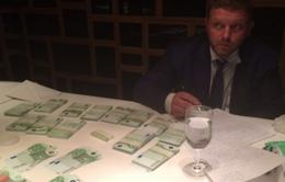 Nga: Một Thống đốc bị bắt do cáo buộc nhận tiền hối lộ