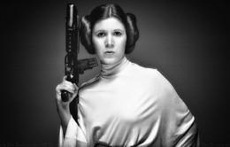 Nhìn lại những hình ảnh đẹp của Carrie Fisher trong Star Wars