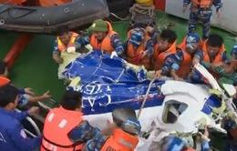 Mở rộng phạm vi khoảng 60 hải lý tìm kiếm nạn nhân máy bay CASA-212