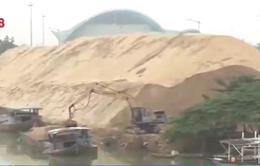 Đà Nẵng: Bến cát trái phép thách thức chính quyền