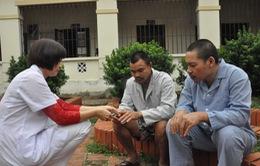 Cảm động tấm lòng vì bệnh nhân của các bác sĩ BV tâm thần tỉnh Bắc Ninh
