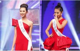 Hoa khôi áo dài Việt Nam: Chia tay Ngọc Huyền, Anh Thư dẫn đầu cuộc đua