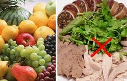 Không nên ăn gì khi gan nhiễm mỡ?