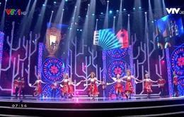 Chào 2017 - VTV New Year Concert: Ngập tràn sắc màu của tình yêu và âm nhạc
