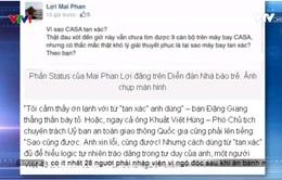 Thu thẻ nhà báo của ông Mai Phan Lợi vì xúc phạm danh dự QĐND Việt Nam
