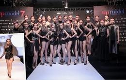 Thí sinh cao 1m54 vào nhà chung Vietnam's Next Top Model 2016