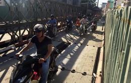TP.HCM: Thông xe 2 cầu sắt, đường Phan Văn Trị trở nên thông thoáng