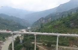 Vùng cao Xín Mần, Hà Giang đổi thay từ những cây cầu