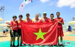 ABG 5: Đoàn thể thao Việt Nam giành vị trí nhất toàn đoàn với 52 HCV