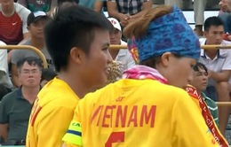 Cầu mây ABG5: ĐT nữ Việt Nam thất bại, ĐT nam thắng ấn tượng